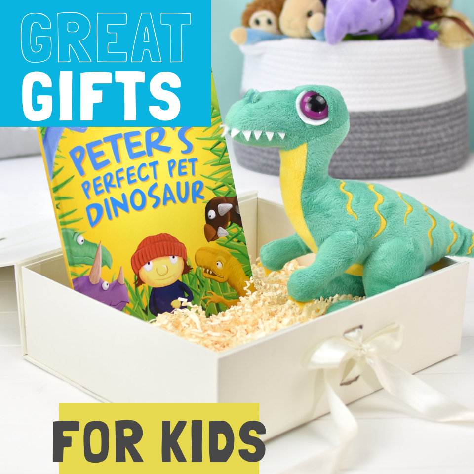 Personalised Children's Gifts - Books, Toys